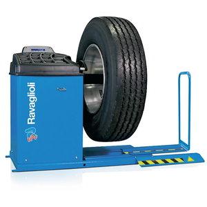 Wheel aligner for trucks GTL2.120NRC, Ravaglioli