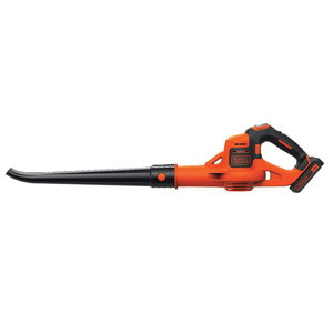 Lapu pūtējs GWC1820PC / 18 V / 2 Ah / Powercommand, Black+Decker