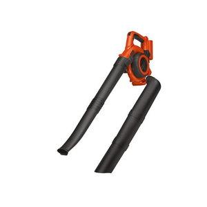 Cordless leaf blower/vacuum GWC3600L20 / 36 V, w.o batt/char, Black+Decker