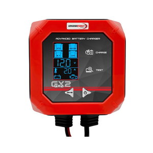 Smart battery charger GX2 12V/2A