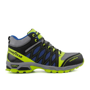 Safety boots 1533 S1P SRA HRO, yellow/navy 43, GoodYear