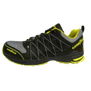 Apsauginiai  batai 1502 S1P SRA HRO, juoda/geltona 45, GoodYear