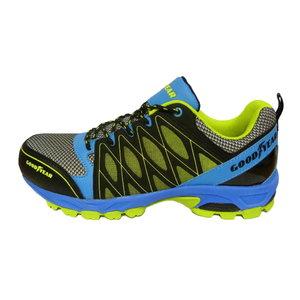 Apsauginiai  batai 1503 S1 SRA HRO, mėlyna/geltona 38
