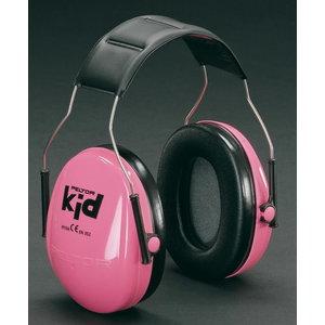 Austiņas Peltor Kid Pink SNR 27dB Peltor KID, , 3M