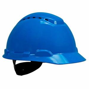 Apsauginis šalmas vent. reg. mechanizmu mėlynas H-700N-BB, 3M