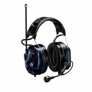 PELTOR™ WS LiteCom Plus PMR446  laisvų rankų įrangos ausinės UU010265385, 3M