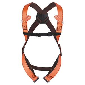 Fall arrester harness, 2 ANCHORAGE POINTS, Delta Plus