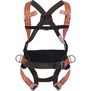 FALL ARRESTER HARNESS WITH BELT HAR 14 S/M/L, Delta Plus