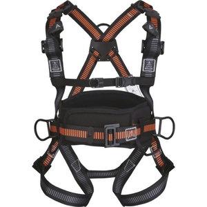 Fall arrester harness with belt HAR24, Riplight System II, Delta Plus