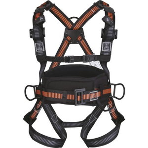 Fall arrester harness with belt HAR24, Riplight System II, Delta Plus