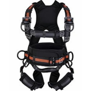 HARNESS EOLIEN HAR35 Orange S/M/L, , Delta Plus