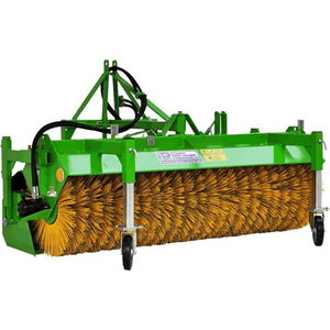 Sweeper Pom Augustow T801/1, John Deere
