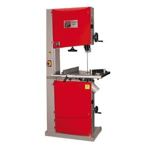 Juostinės pjovimo staklės HBS 470 PROFI (230V), Holzmann