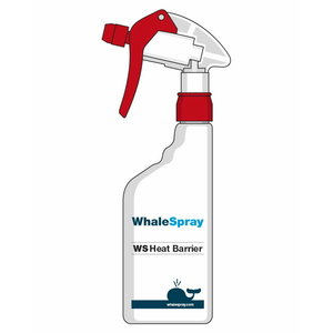 Kaščio barjeras gelis WS HEAT BARRIER 500g, Whale Spray