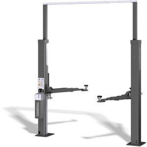 2-post lift POWER LIFT HF 3S 3500 MINIMAX with E-set RAL7016