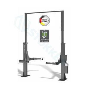 2-post lift POWER LIFT HF 3S 5000 DG, RAL7016, Nussbaum
