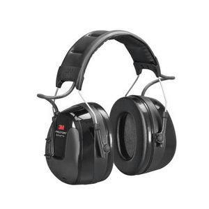 Kõrvaklapid Worktunes Pro digi FM-raadioga peavõruga, must, 3M