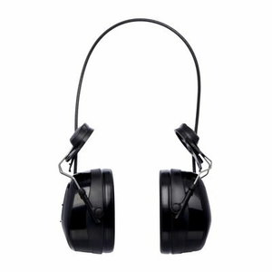 PELTOR WorkTunes Pro FM Radio Headset, 31 dB, Helmet Mounted, 3M