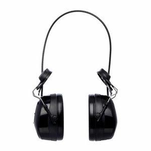 Austiņas, WorkTunesPro FM Radio, 31 dB, ķiveres stiprinājums, 3M