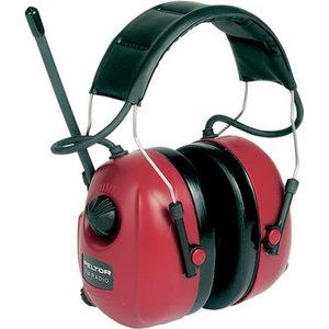 Aizsargaustiņas ar radio HTRXS7A, 3M