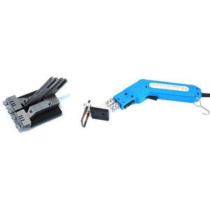 Hot foam cutter blade adapter, small