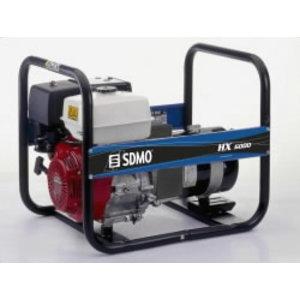 Generatorius  HX 6000 C, SDMO
