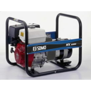 Strāvas ģenerators HXC 6000 C5, SDMO