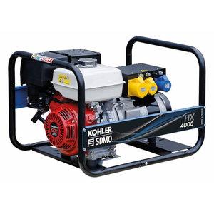 Generatorius vienfazis HXC 4000 C5, SDMO