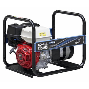 Generator HXC 6000 C5, SDMO