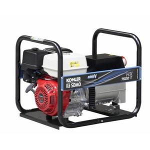 Strāvas ģenerators HXC 7500 T C5, SDMO