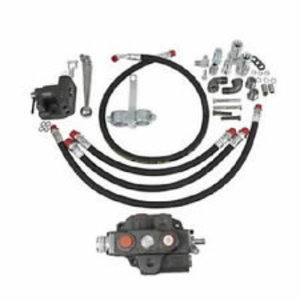 Hydraulic pack for  CompactLine loaders, Stoll