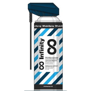 Lubricant WS Infinity S 400ml, Whale Spray