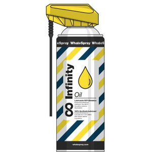WS Infinity Oil 400ml, Whale Spray