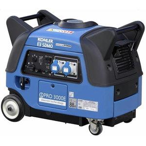 Invertora tipa ģenerators INVERTER PRO 3000  1-fāzes, SDMO