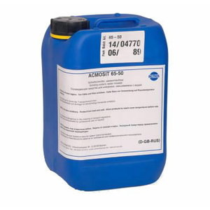 Cooling lubricant ACMOSIT 65-50 20kg, Acmos