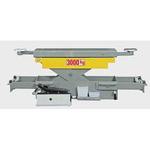 Jacking beam 3T, J30PX, Air hydraulic, , Ravaglioli