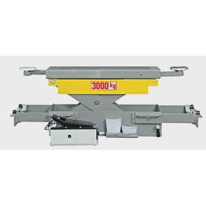 Jacking beam 3T, J30PXL, Air hydraulic, , Ravaglioli