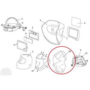 PAPR Element Face Seal for WH40 helmet, Jackson