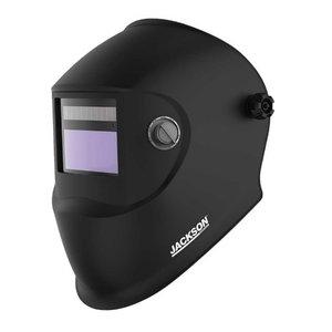 Pašaptumšojoša metin. maska DIN 9-13 WH20 black, Jackson