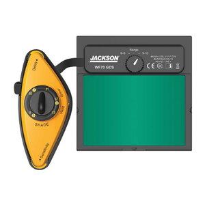 Auto darkening filter (ADF) WF70 for weld.helmet WH70 GDS, Jackson