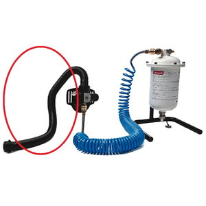 Lengva ir lanksti žarna įrenginiui R80 AIRMAX Pressure, Jackson