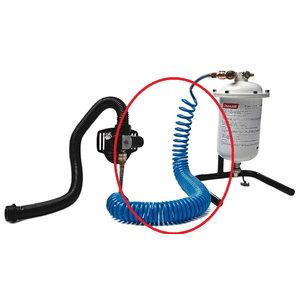 PU spiral hose 10m for R80 AIRMAX Pressure, Jackson