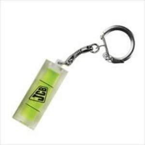 Sprit level keyring, JCB