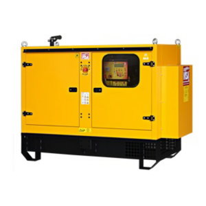 Elektrigeneraator VISA 30 kVA JD30GX Galaxy, konteineris, Visa
