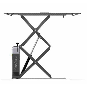 Double scissor lift  JUMBO-Lift NT, 3500, in-ground, Nussbaum
