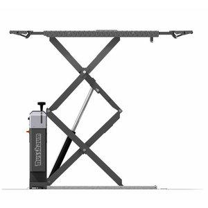 Šķērveida sliekšņu pacēlājs  JUMBO-Lift NT, 3500, in-ground
