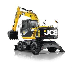 Ratasekskavaator JCB JS145W