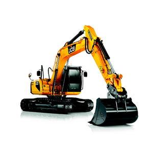 Tracked excavator  JS200LC, JCB
