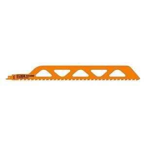 Sabre saw blade for bricks HW, CMT