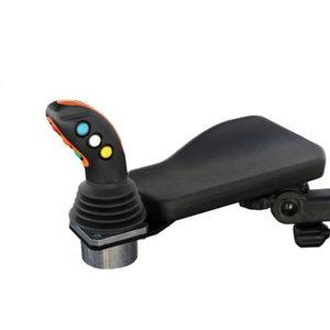 Electric joystick and valve set for Kubota M5 Narrow, Franz Hauer GmbH & CoKG